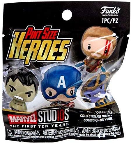 Funko Pint Sized Heroes Blindbags mit Marvel Minifigur