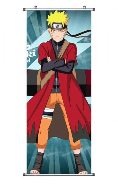 Naruto Uzumaki Rollbild Kakemono