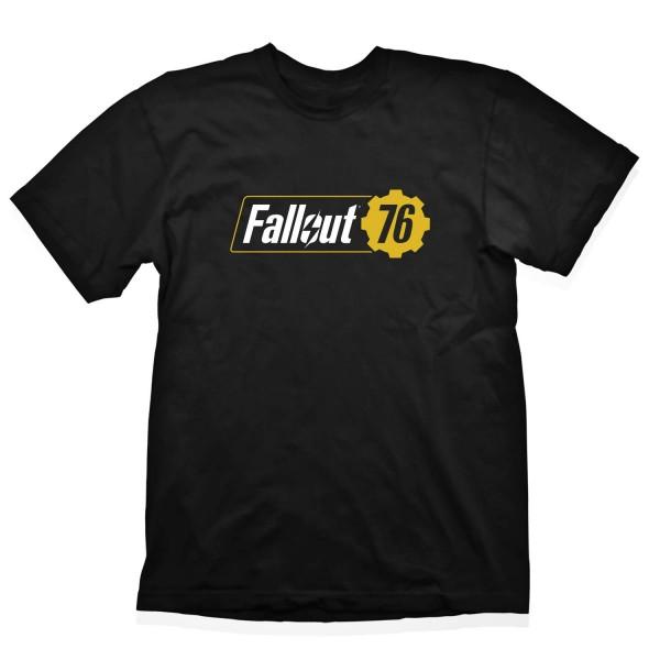 Fallout 76 T-Shirt mit Logo