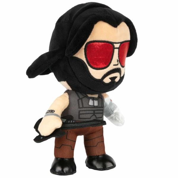 Johnny Silverhand Plüsch Figur aus Cyberpunk 2077
