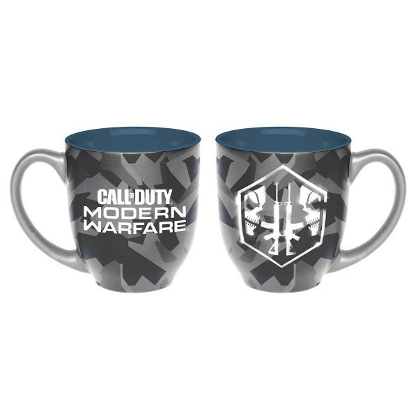 Call of Duty Modern Warfare lizensierte Tasse