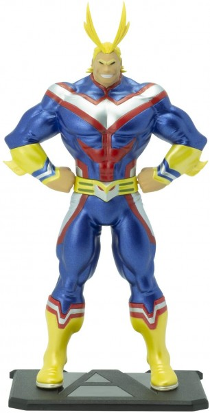 My Hero Academia Actionfigur von All Might Metallic