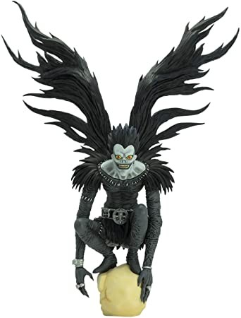 Große Ryuk Figur aus Anime Death Note