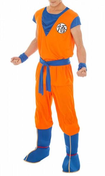 Son Goku volles Cosplay Kostüm