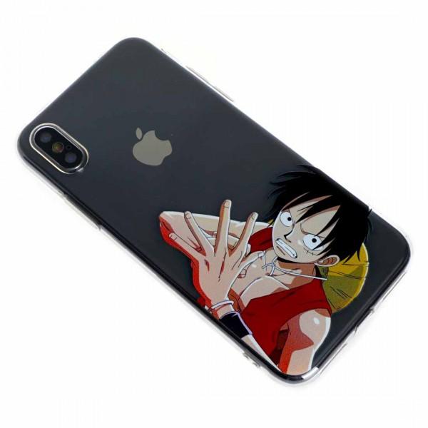 iPhone XS Max Anime Schutzhülle