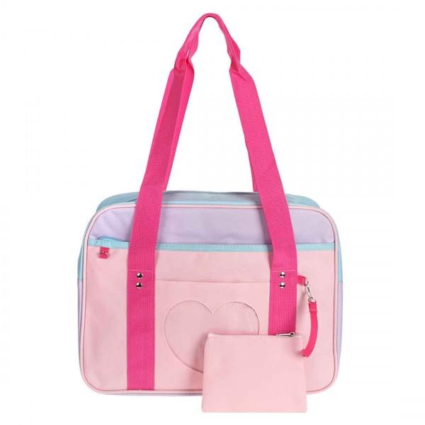 Japanische pink Schultasche für Cosplay