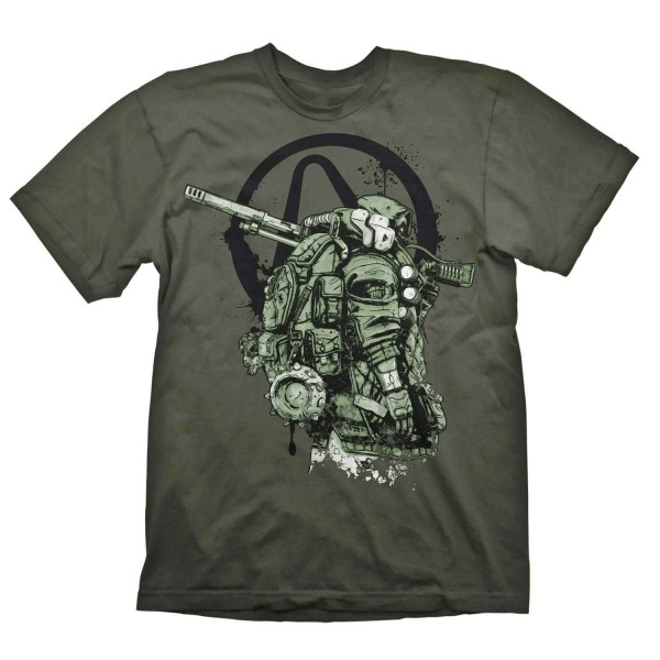 Borderlands 3 T-Shirt mit FL4K