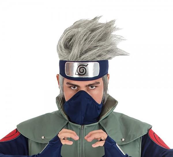 Naruto Shippuden Perücke von Kakashi Hatake