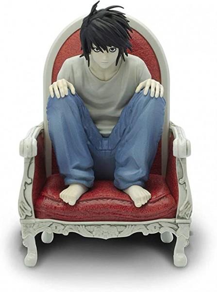 Death Note Super Collection Figur L Lawliet aus Sessel